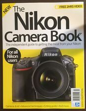 The Nikon Camera Book Get The Most Of Your Camera 1 R 3 2015 FREE SHIPPING