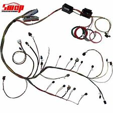 4.8 / 5.3 / 6.0  LS Series 24x Standalone Wiring Harness *DYNO RUN*