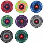8 Pcs/Set EPT European Poker Tour Chips 3.9*0.3 cm Customize Pokerstars Ceramic