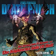 Five Finger Death Punch - Wrong Side Of Heaven 2 (Clean) (2013) - New - Com
