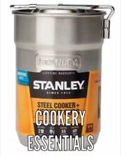 Original Stanley Adventure Camping Pot Steel Cooker With 2 Nesting Cups Bpa Free