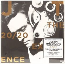 20/20 Experience 2  Justin Timberlake Vinyl Record