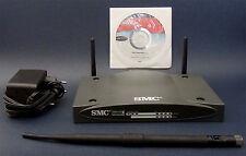SMC - Router + Firewall - Barricade g 2,4GHz SMC2804WBRv2 + Antenne Amplifiée