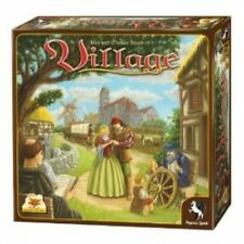 Village Board Game Brand New