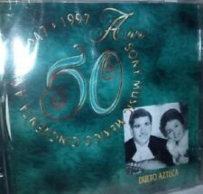 50 A€os Sony Music Mexico by Dueto Azteca (CD, Dec-1996, Sony Discos Inc.)