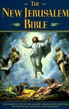 The New Jerusalem Bible by Henry Wansbrough (1985, Hardcover, Reprint)