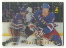 1996-97 Pinnacle McDonald's Ice Breakers - #20 - Brian Leetch - Rangers