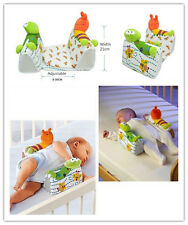 3D Cartoon Anti-Rollover Safe Cotton Anti Roll Support Pillow Baby Positioner