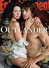 Entertainment weekly OUTLANDER photo new  photo 4X6 picture
