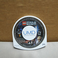 LEGO Star Wars II: The Original Trilogy (Sony PSP, 2006) Video Game Disc Only