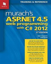 Asp. Net 4. 5 Web Programming with C# 2012 by Anne Boehm and Mary Delamater...
