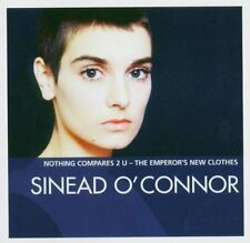 Sinéad O'Connor Essential (12 tracks, 1987-92/2005, EMI) [CD]
