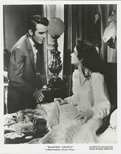 MONTGOMERY MONTY CLIFT LIZ ELIZABETH TAYLOR RAINTREE COUNTY MGM FILM STILL #8