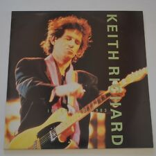 KEITH RICHARDS - INTERVIEW 1983 - 1996 UK LP PICTURE DISC
