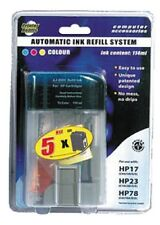 HP Ink Refill Replacement Black HP15, HP40 & HP45
