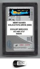 MERIT SOLID-STATE-DRIVE(NO MOVING PARTS) ION 2011.5 KIT SATA DRIVE+KEY MEGATOUCH