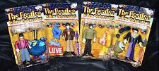 Set of 4 The Beatles Yellow Submarine 1999 McFarlane Action Figure New in Box