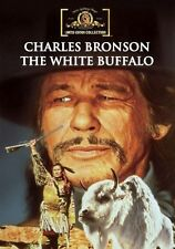 The White Buffalo (1977 Charles Bronson) english cover- Region Free DVD - Sealed