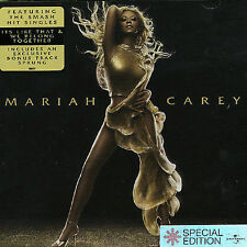 The Emancipation of Mimi by Mariah Carey CD New Case Cracked