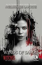 Winds of Salem: A Witches of East End Novel-ExLibrary