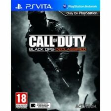 Call OF DUTY BLACK OPS DECLASSIFIED GIOCO PS Vita NUOVO DI ZECCA