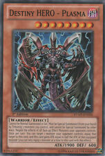 YuGiOh Destiny HERO - Plasma - RYMP-EN036 - Common - 1st Edition Lightly Played
