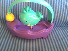 Fisher Price Precious Planet Jumperoo Bouncing Whale Toy Replacement Part