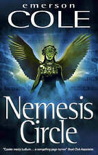 EMERSON COLE ___ NEMESIS CIRCLE ___ HARD BACK __ BRAND NEW __ FREEPOST