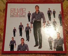 RARE ELVIS LONG LONELY HIGHWAY NASHVILLE 1960-1968 RCA FTD CD DISCONTINUED 2000