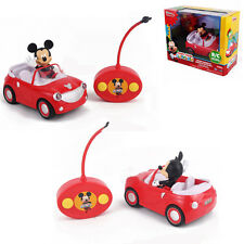 Disney Junior Mickey Mouse Roadster Electric RC Radio Remote Control Car Kid Toy