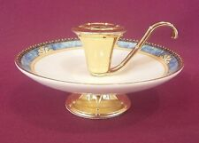 WEDGWOOD CURZON COLONIAL CANDLE HOLDER - NEW