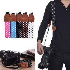 Universal Camera Shoulder Neck Belt Strap For SLR DSLR Digital Canon Sony