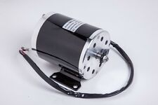 Flawed 1000 W 48V DC electric motor w base f scooter ebike go-kart minibike