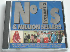 No 1s & Million Sellers Volume 3 - Various (CD Album) Used Very Good
