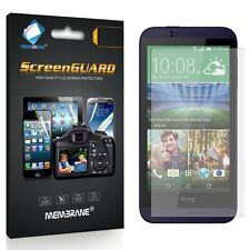 6 Clear Front Anti Scratch Screen Cover for HTC Desire 510
