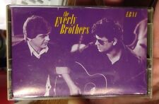 The Everly Brothers EB84 - Rare Oop Cassette (1984)