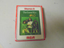 """~SEALED~ 8 Track Tape STEREO 8 THYE QUESS WHO """"#10"""""""