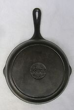 """LODGE CAST IRON Skillet Pre-Seasoned Fry Pan 9"""" Frying Cookware Kitchen Camp USA"""