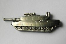 ARMY M1 ABRAMS TANK MILITARY ARMORED VEHICLE LAPEL PIN BADGE 1.1 inches