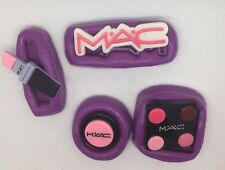 Make Up.makeup silicone mould (cupcake toppers.cake.lipstick.blush.eyeshadow.