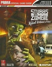 Stubbs the Zombie in Rebel Without a Pulse (Prima Official Game Guide)