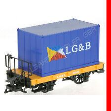 LGB 94003 Containerwagen
