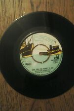 """FITZROY STERLING-GIRL TELL ME WHAT TO DO.VINYL 7""""45RPM.ESCORT.EXC"""