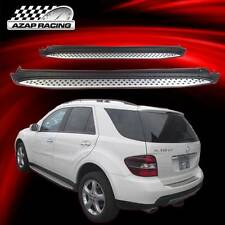 2006-11 OE Running Board Side Step Rail Nerf Bar For Mercedes-Benz W164 ML Class