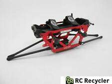 Losi Night Crawler Aluminum Chassis Red Comp Rock Frame Links LNC LCC