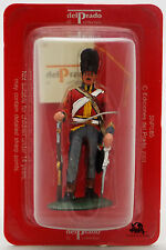 Figurine Del Prado Sergent Scots Greys G.-B. 1815 Bataille Waterloo Lead Soldier