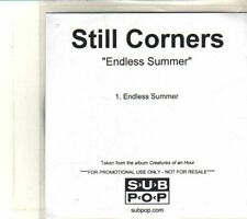 (DQ937) Endless Summer, Still Corners - DJ CD