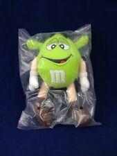 SHREK M&M's PEANUT COLLECTIBLE POSEABLE PLUSH DOLL CUTE NEW & SEALED
