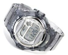 Casio Baby-G * BG169R-8 Color Gloss Metallic Gray Jelly for Women COD PayPal