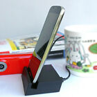 Micro USB Port Charging Cradle Station Stand Sync Dock For Samsung HTC Nokia LG